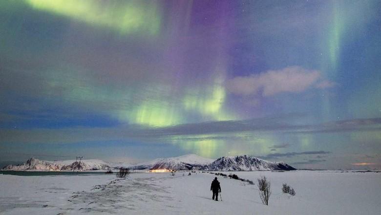 Tempat-Tempat yang Cocok Untuk Lihat Aurora