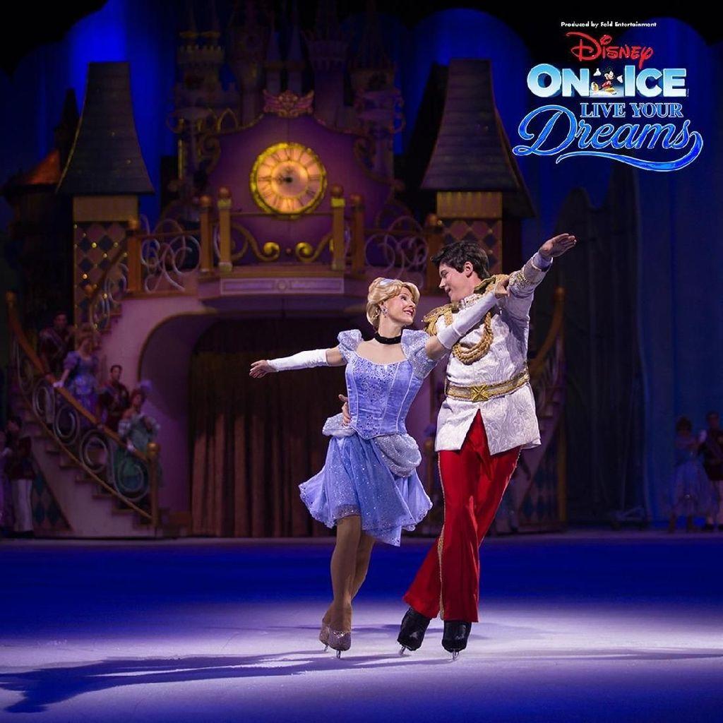 Mau Nonton Disney on Ice? Jawab Kuis Ini