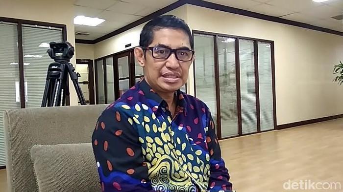 Ketua Dewan Pengawas TVRI Arief Hidayat Thamrin