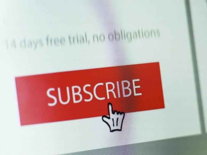 Dear Youtuber Ini 7 Cara Menambah Subscribe Di Youtube Dengan Cepat