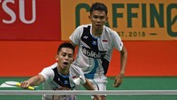 Ditunggu Hendra/Ahsan di Semifinal Daihatsu Indonesia Masters, Apa Kata Fajar/Rian?
