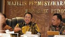 Ketua MPR Sebut KPK Harus Kedepankan Pencegahan Dibanding Penindakan
