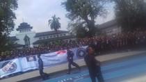 Jejak Sunda Empire: Upacara di Isola-Kumpul Depan Gedung Sate