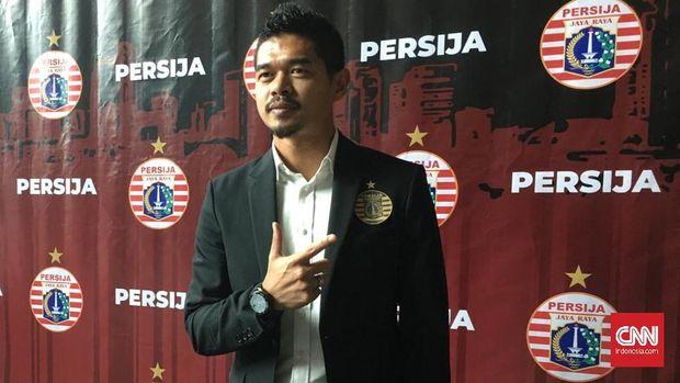 Bepe punya tugas baru di Persija Jakarta.