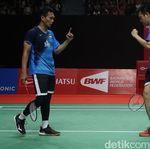 Jadwal Semifinal Daihatsu Indonesia Masters 2020