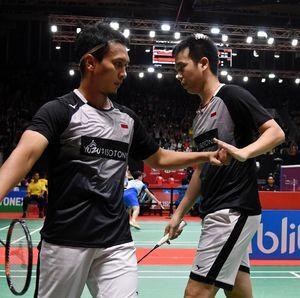Hasil Toyota Thailand Open 2021: 2 Wakil Indonesia ke Semifinal
