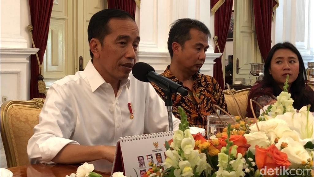 Jokowi Tagih Laporan Persiapan PON 2020