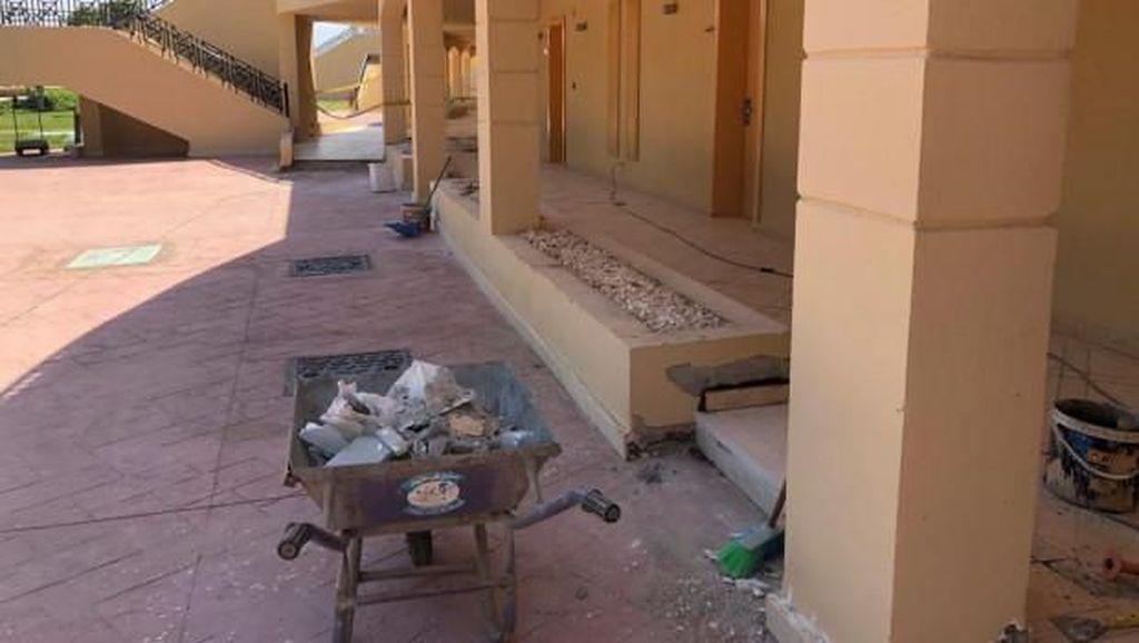 Mau Liburan Mewah di Mesir, eh Hotelnya Lagi Direnovasi