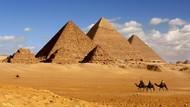 Foto: Piramida Mesir yang Disebut Elon Musk Buatan Alien