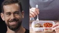 Hanya Makan Sekali Sehari, Bos Twitter Jack Dorsey Pilih Makan Malam Saja
