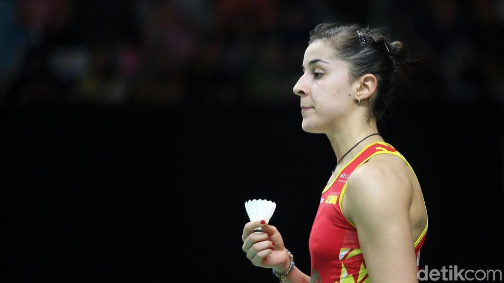 Carolina Marin Juara Tunggal Putri Thailand Open 2020