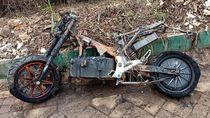 Motor Listrik Terbakar Sendiri, Apa Penyebabnya?