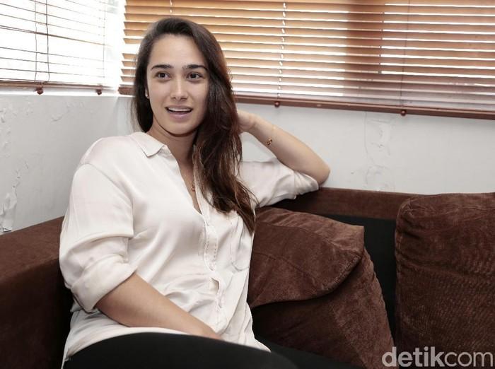 Alexandra Gottardo saat ditemui di kawasan Petogogan.