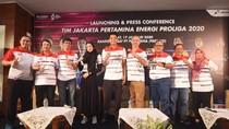 Jakarta Pertamina Energi Perkenalkan Susunan Tim Voli Terbaru
