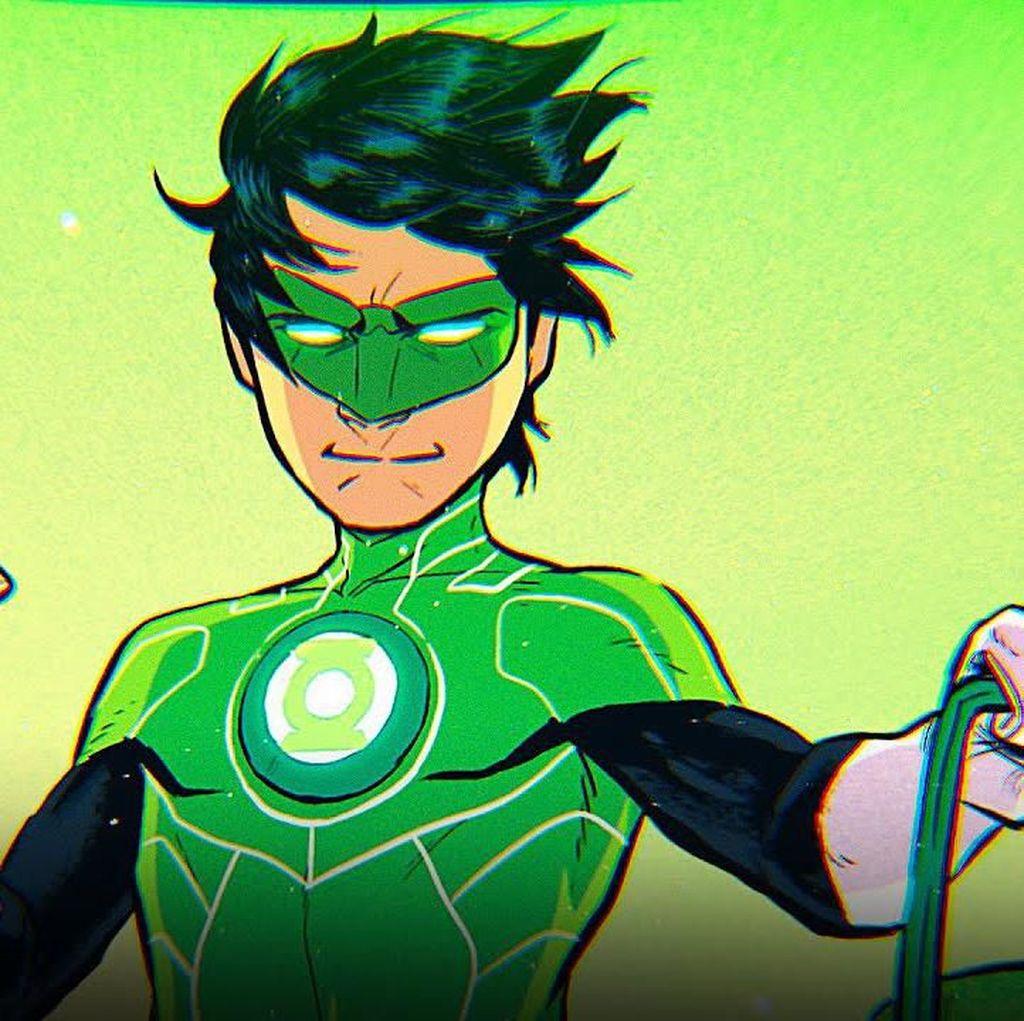 DC Rilis Trailer New Green Lantern: Legacy