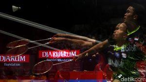 Kalahkan Wakil China, Ginting Lolos ke Semifinal Indonesia Masters 2020