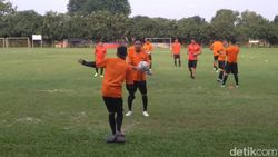 Persija Jakarta Siapkan Tiga Ujicoba Jadi Pengganti Piala Presiden