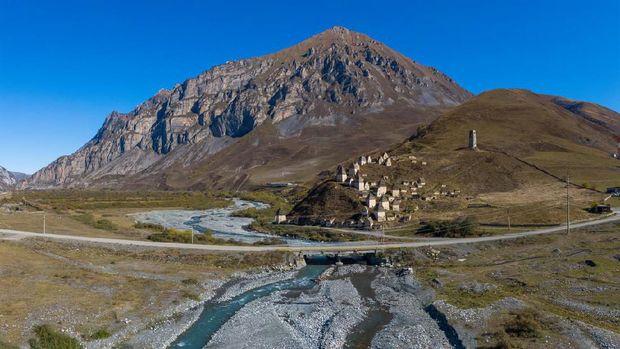Alkisah, yang Masuk 'Kota Orang Mati' Ini Bisa Tak Kembali