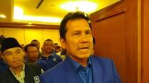 Caketum Asman Abnur Cerita Hubungan Baik dengan Presiden Jokowi