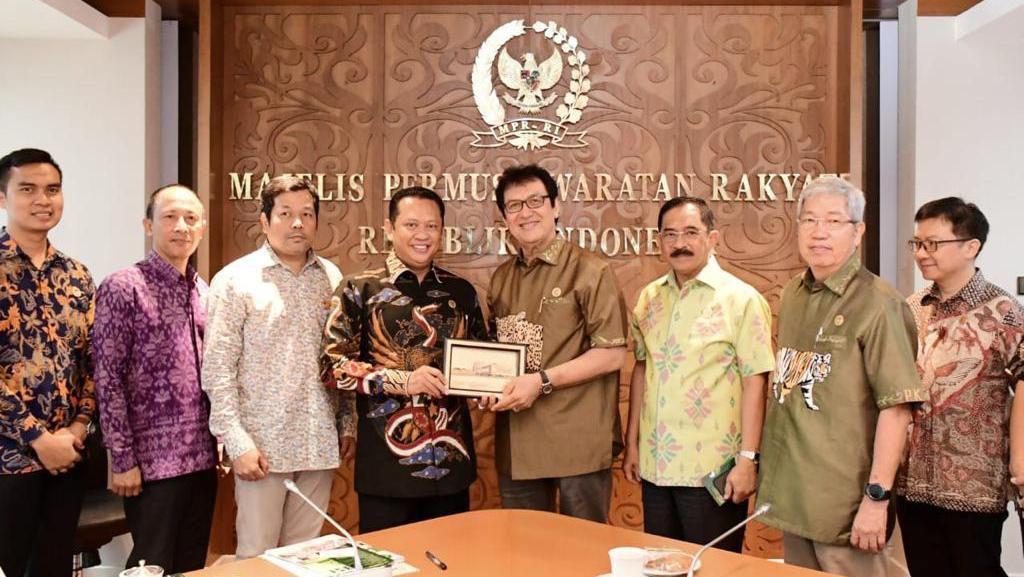 Ketua MPR: Pelestarian Ragam Fauna Jadi Tanggung Jawab Semua Pihak