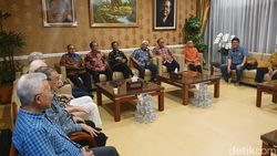 Bertemu Tokoh Lintas Agama, Mahfud: Jokowi Sangat Tegas, Gebuk Koruptor