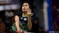 Anthony Juara Daihatsu Indonesia Masters 2020