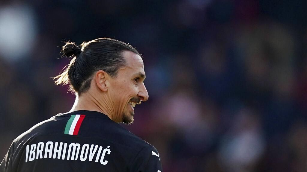AC Milan Vs Udinese: Ibrahimovic Ditunggu Dua Torehan