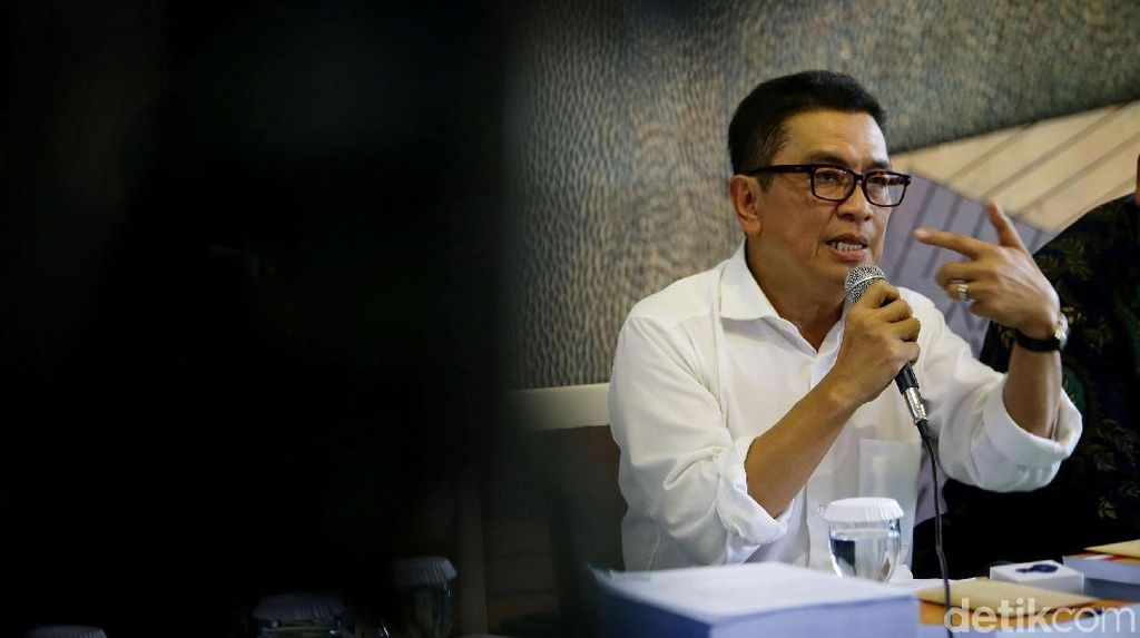 Dewas TVRI Supra Wimbarti Harap DPR-Jokowi Turun Tangan soal Helmy Yahya