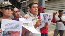 Aksi Demo Bela Anies Berujung Laporan Polisi