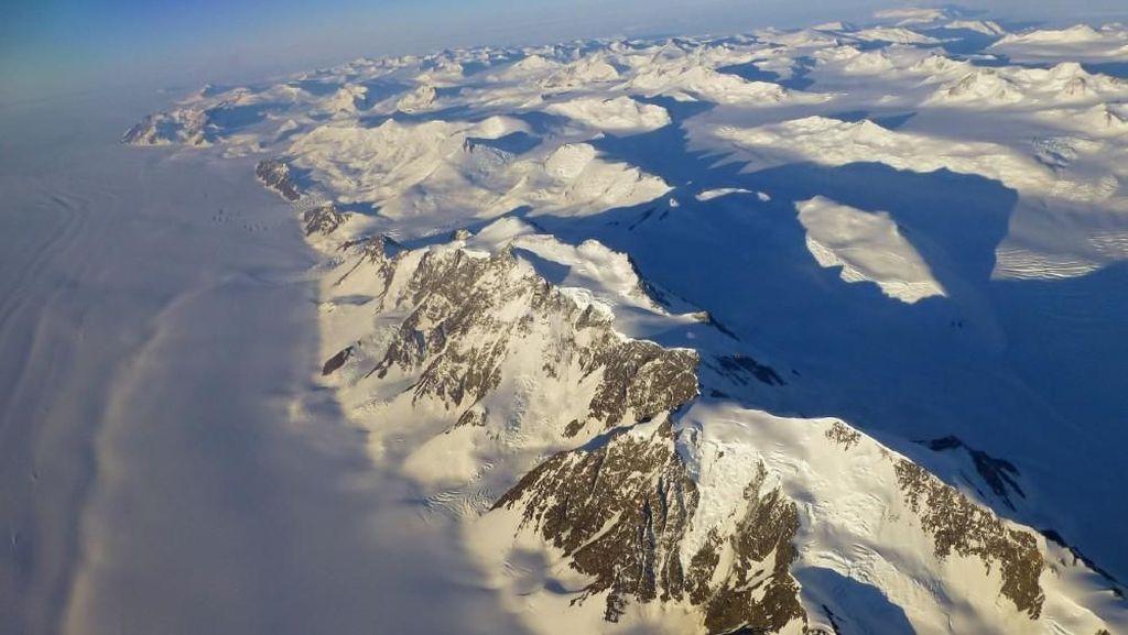 Hiii, Suhu di Antartika Capai Rekor Tertinggi karena Perubahan Iklim