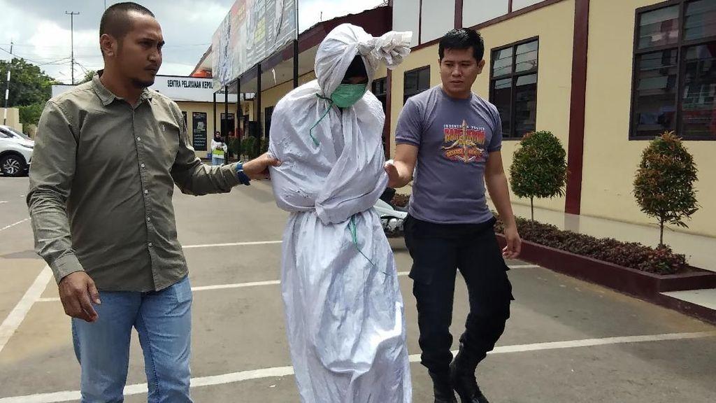 Polisi: Remaja Nge-prank Pocong di Gowa Ngaku Dibayar Rekan Rp 20 Ribu