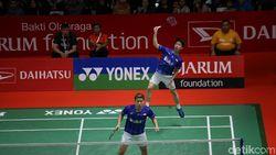 Kevin/Marcus Lolos Semifinal Daihatsu Indonesia Masters