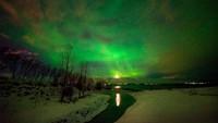 Potret Keindahan Aurora di Berbagai Tempat Dunia