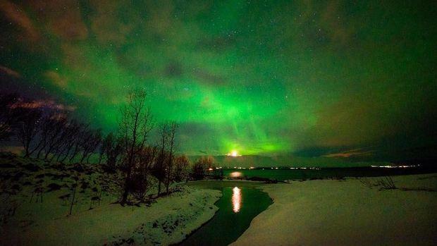 10 Tempat yang Cocok Untuk Melihat Aurora di Awal Tahun