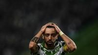 Pesan Tak Enak Agen Bruno Fernandes untuk Man United