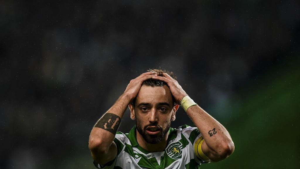Sepakat dengan Sporting, MU Segera Dapatkan Bruno Fernandes