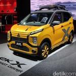Dimodifikasi, Mobil-mobil Mitsubishi Tambah Sangar dan Fungsional