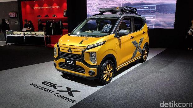 Dimodifikasi, Mobil-mobil Mitsubishi Tambah Sangar