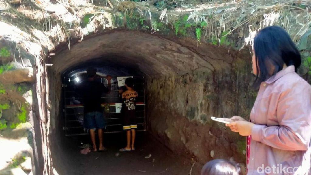 Terowongan Kuno Era Belanda Ditemukan di Klaten