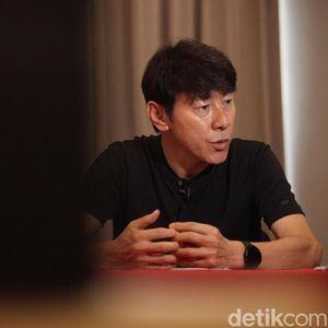 Timnas Indonesia Nihil Kegiatan, Shin Tae-yong Pulang ke Korsel