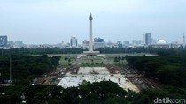 Anggota DPRD DKI Ungkap Kejanggalan Kontraktor Proyek Monas