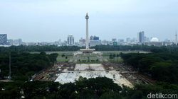 Komisi D DPRD Minta Revitalisasi Monas Disetop Dulu hingga Ada Izin Setneg