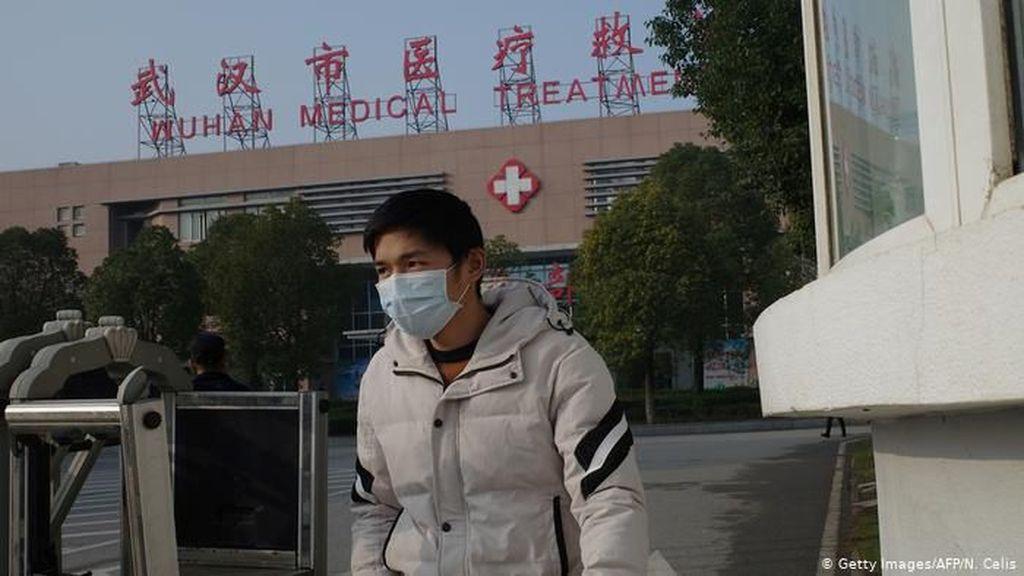 Virus Baru China Diprediksi Sudah Menginfeksi Lebih dari 1.000 Manusia