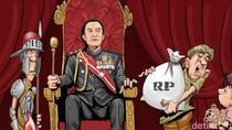 Populer di Jateng Pekan Ini: Vonis Bui Raja-Ratu Keraton Agung Sejagat