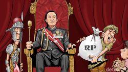 Berkas Raja dan Ratu Keraton Agung Sejagat Diserahkan ke Kejaksaan