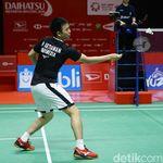 Kalahkan Fajar/Rian, Hendra/Ahsan ke Final Daihatsu Indonesia Masters