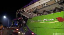 Kecelakaan Bus di Ciater Subang Tewaskan 8 Orang, Polisi: Diduga Rem Blong