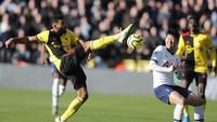 Watford Vs Tottenham Selesai Tanpa Gol
