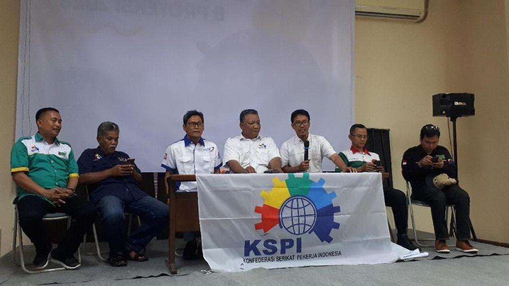 KSPI Anggap Omnibus Law Cipta Lapangan Kerja Ulangi Kegagalan Paket Ekonomi