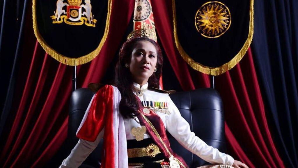 Update IG Usai Ditangkap, Ratu Fanni Mengadu ke Ginanjar